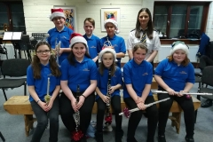 junior band xmas