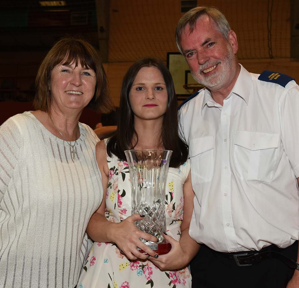 Special Adjudicator Award Aisling Reilly