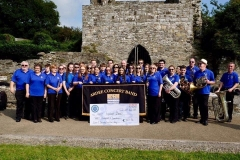 band at mellifont with Tesco Cheque 2