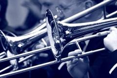 trombones_bw