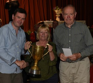 6. 1st Place Whycherley Cup Noreen whycherley and dennis Kingston