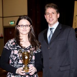 Open Solo Winner Aisling Reilly