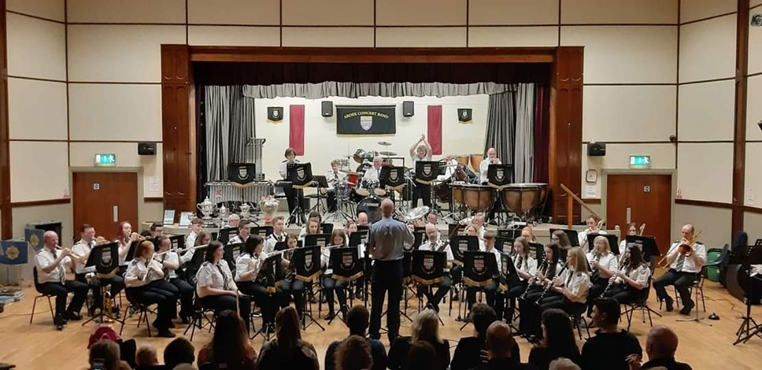 2019 Latest News     Click Here - Ardee Concert Band