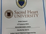 Joint Concert with the Sacred Heart University Band, Connecticut