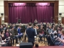 Joint Open Rehearsal with Strathclyde University Band